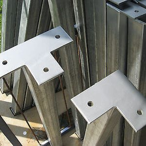 Bits of Steel Supplies - House Posts and Columns
